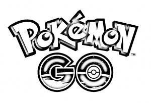 Coloriage pokemon go