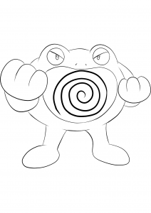 <b>Tartard</b> (No.62) : Pokémon de génération I