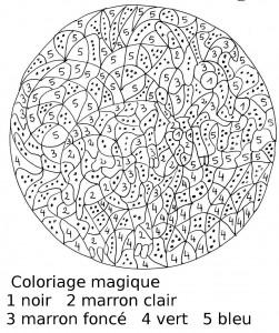 coloriage-magique complexe