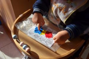 La peinture est très appréciée dès le plus jeune âge
