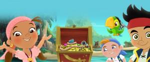 Jake et les pirates du Pays imaginaire (Disney)