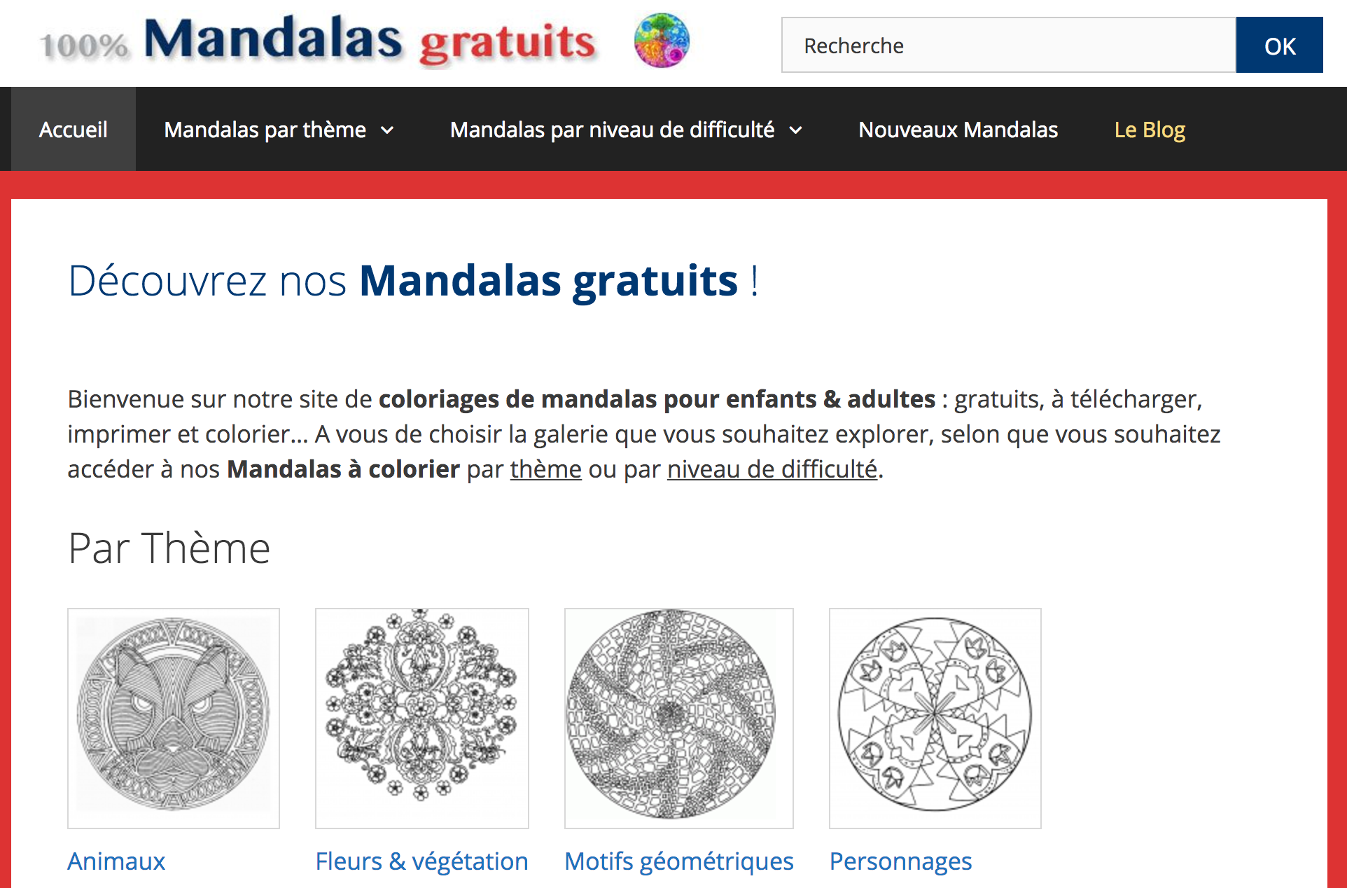 coloriage mandalas imprimer gratuit mandala imprimer. Black Bedroom Furniture Sets. Home Design Ideas