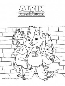 coloriage-alvin-et-les-chipmunks-8 free to print