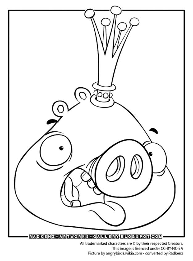 Coloriage De Angry Birds A Imprimer Coloriage Angry Birds Coloriages Pour Enfants