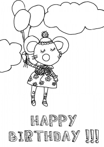 coloriage-anniversaire-1 free to print