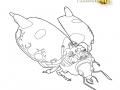 Coloriage de Arthur et les Minimoys pour enfants