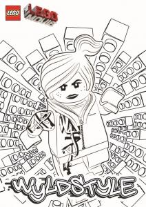 Image de La Grande aventure Lego à imprimer et colorier
