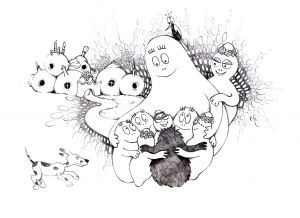 coloriage-barbapapa-11 free to print