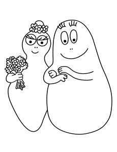 Le mariage des Barbapapas