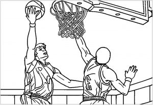 coloriage-enfant-basketball-4