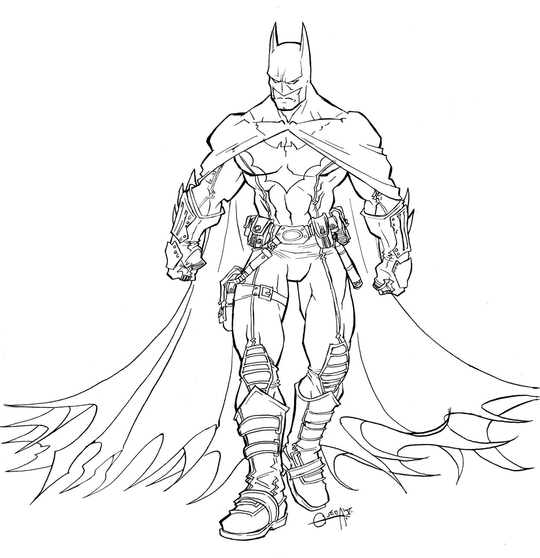 Batman est prêt pour un autre combat