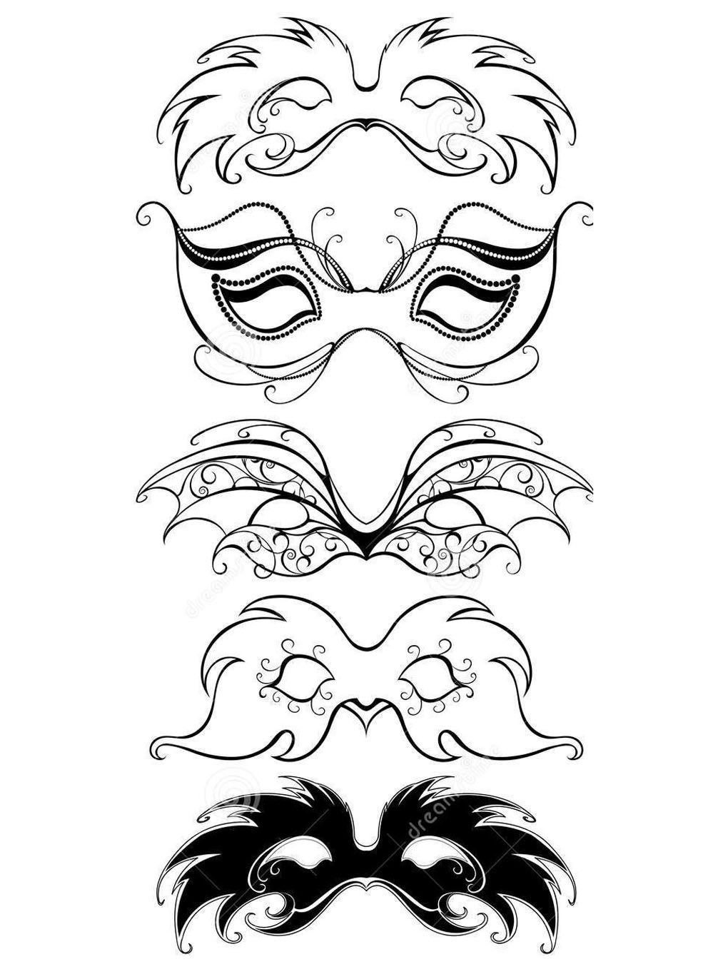 Http free stock photos black - Coloriage masque a imprimer ...