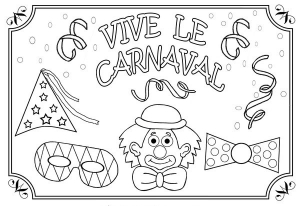 coloriage-carnaval-1 free to print