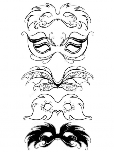 http://www.dreamstime.com/royalty-free-stock-photos-black-carnival-masks-image17214318 free to print