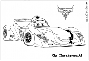 coloriages-cars2-9 free to print
