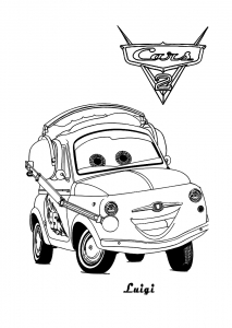 coloring-cars-2-12 free to print