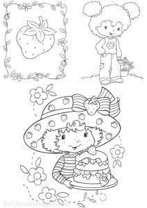 coloriage-charlotte-aux-fraises-1 free to print
