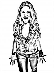 coloriage-chica-vampiro-daisy-la-vampire free to print