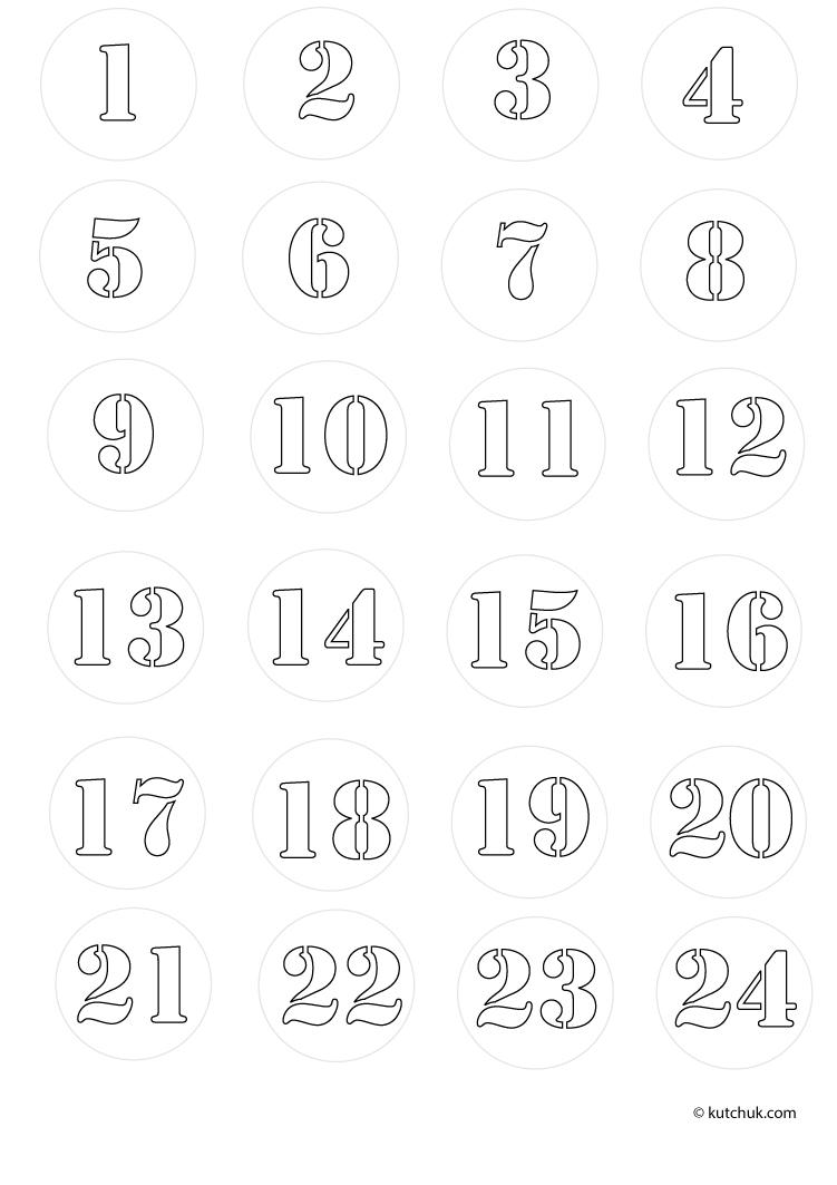 Coloriages chiffres 1 coloriages de chiffres coloriages pour enfants - Chiffre a imprimer gratuit ...