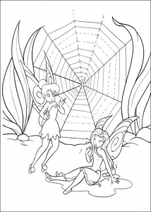 coloriages-clochette-6 free to print