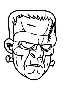 Tête de Frankenstein