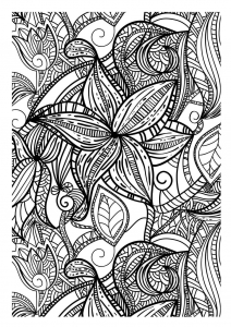 coloriage-pour-adultes-1 free to print