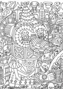 coloriage-pour-adultes-6 free to print