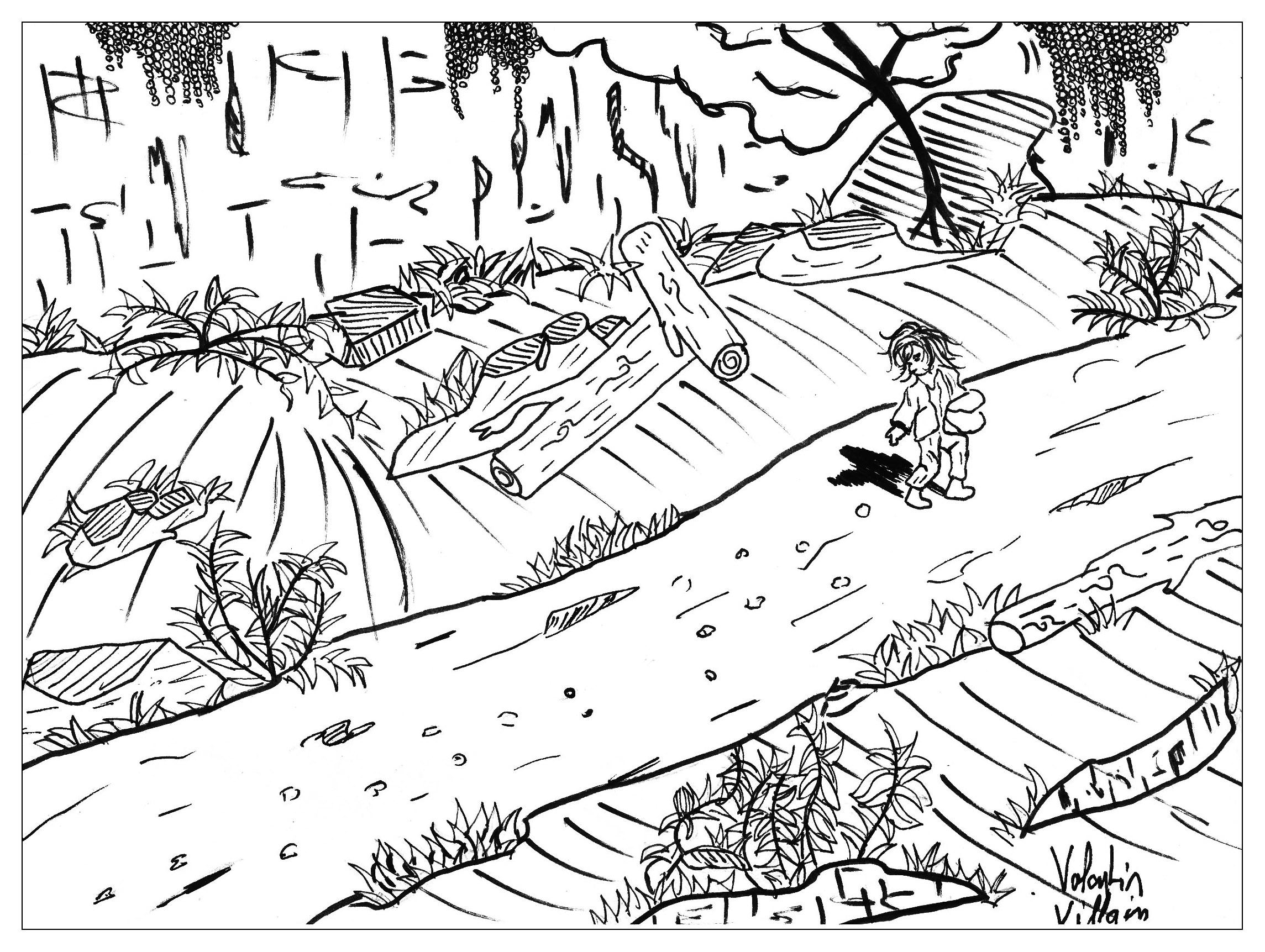 Km c454e 20160523124434 coloriage contes classiques coloriages pour enfants - Dessin pour les petit ...