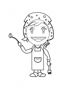 coloriage-cooking-mama-8 free to print