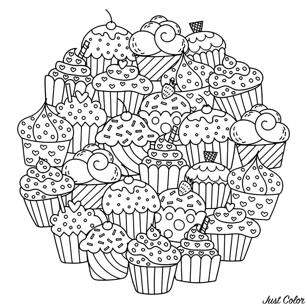 Qu'ils ont l'air bons ces cupcakes !