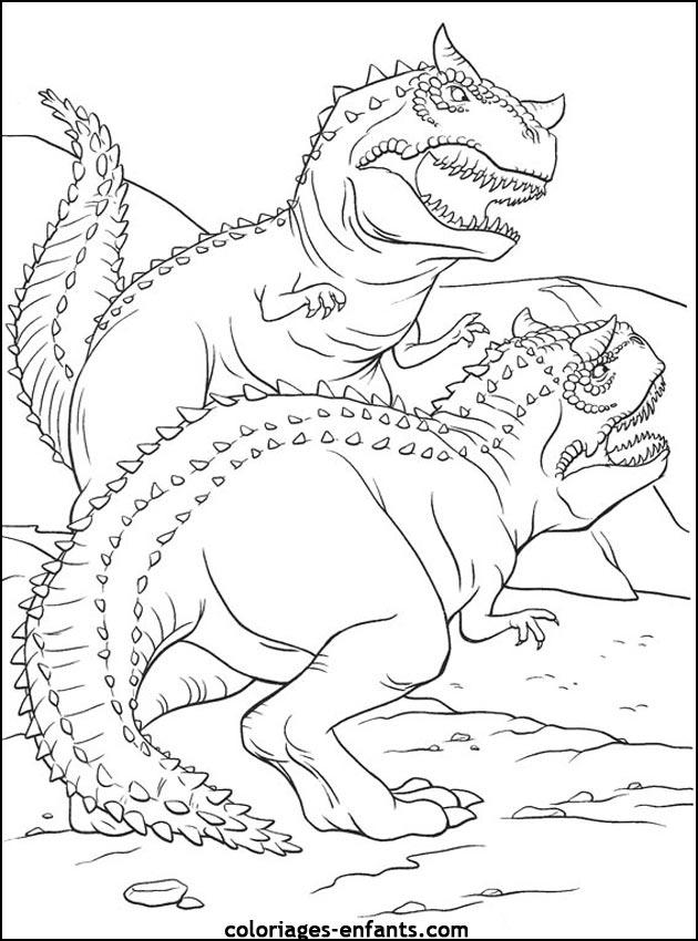 Coloriage Dinosaures Coloriages De Dinosaures Coloriages Pour Enfants