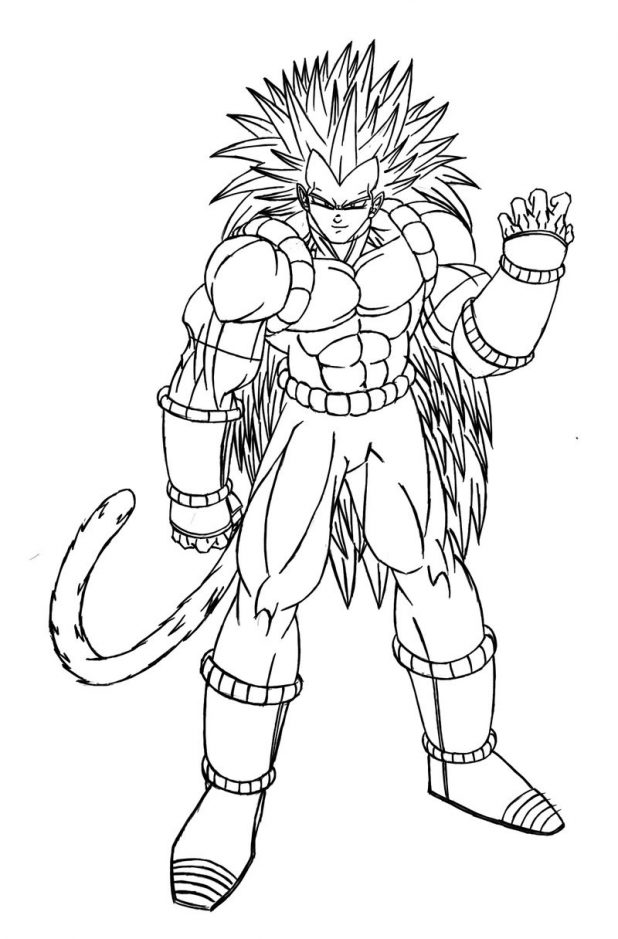 Dragon ball gratuit 12 coloriage dragon ball z coloriages pour enfants - Dessin dragon ball z facile ...