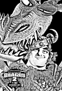 coloriage-dragon-2-affiche-perso-1 free to print