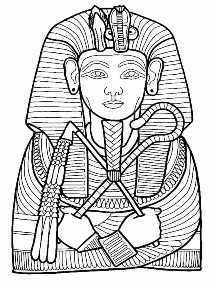 Egypte 4 coloriage sur l 39 egypte pyramides hi roglyphes - Dessin de pyramide ...