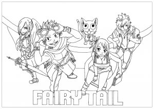 Pink etsyrhetsycom digital Fairy Tail Lucy Drawing Full Body art pink