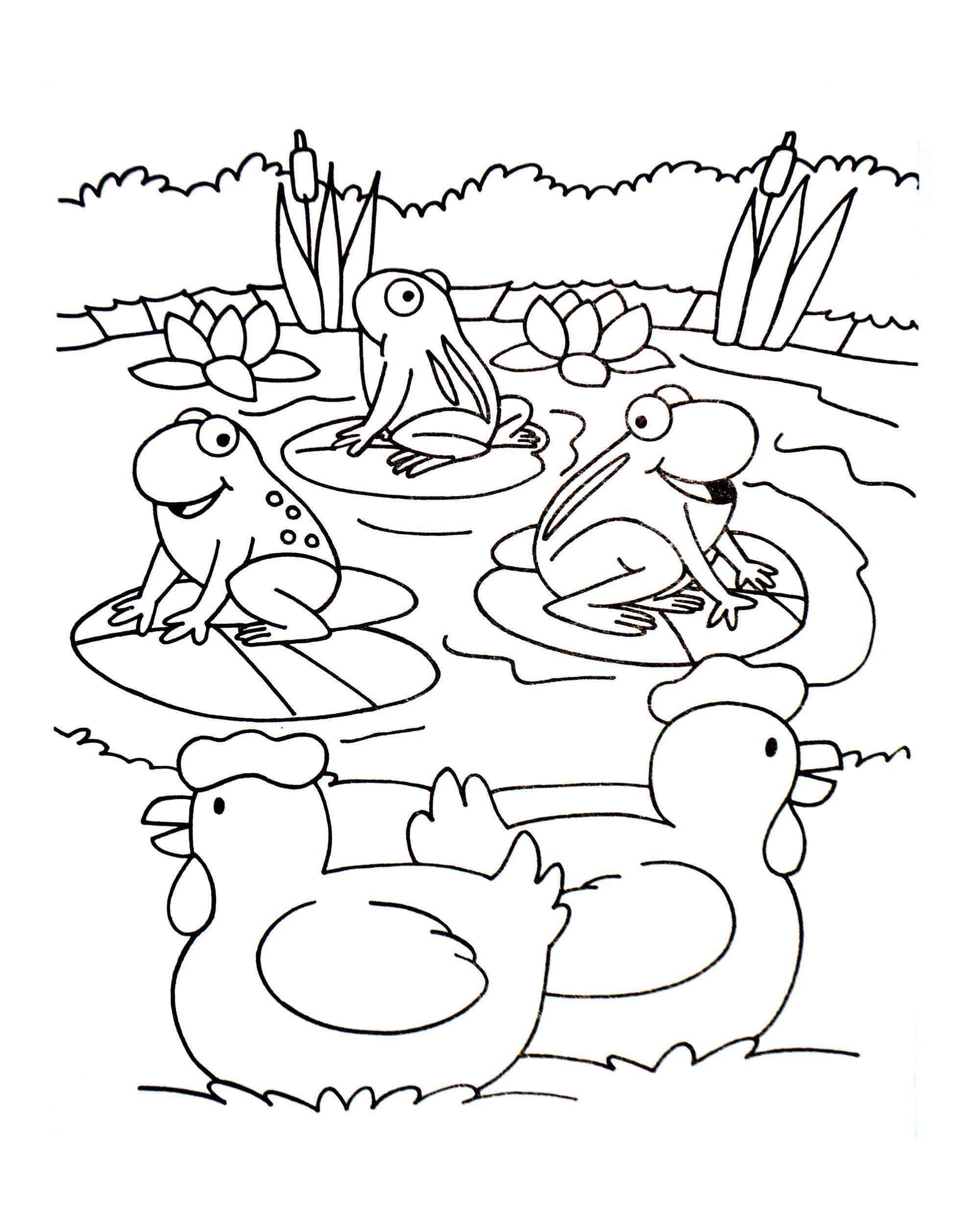 A imprimer chats 7 coloriage sur la ferme tracteurs - Coloriage ferme ...