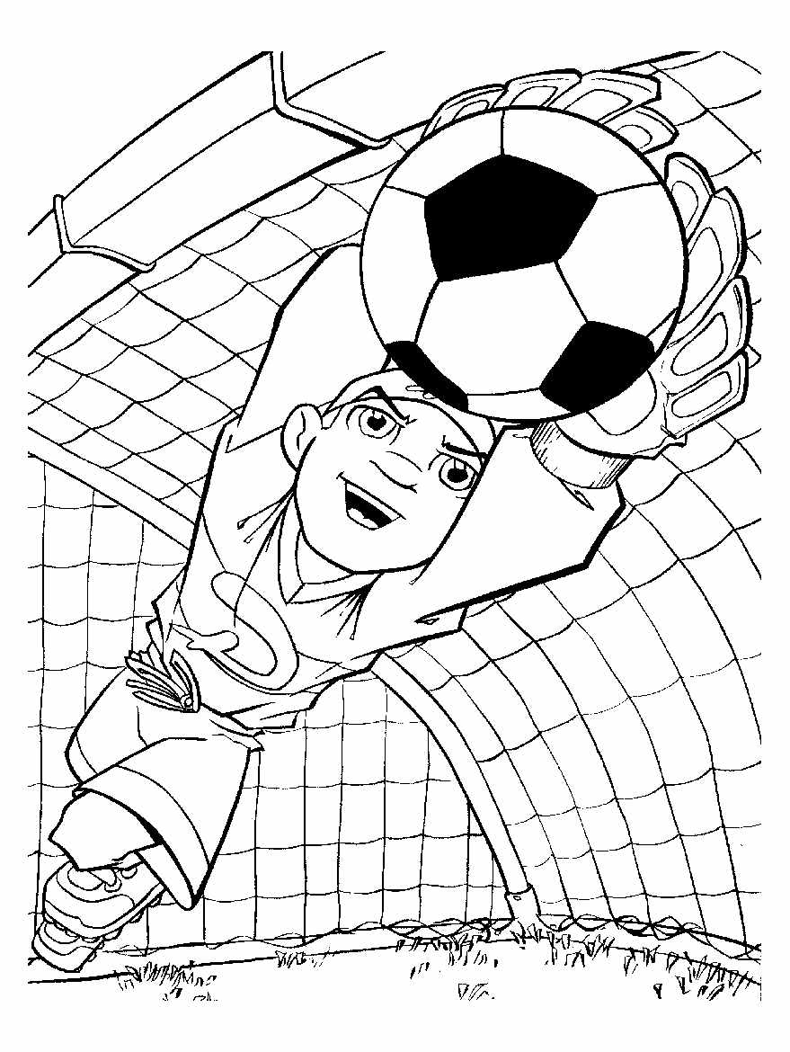 Belle Coloriage Foot 2 Rue Extreme 2