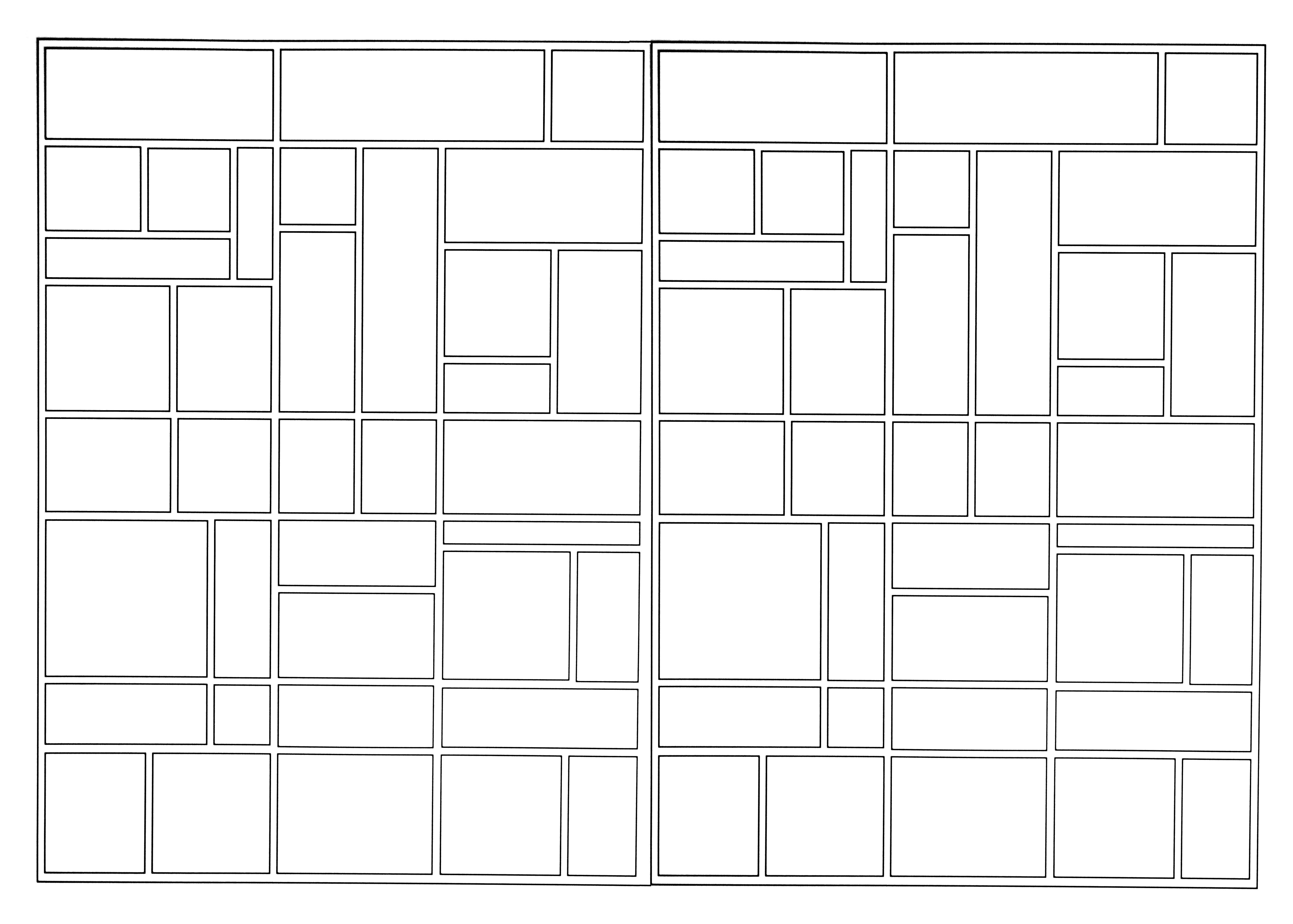 Carres rectangles