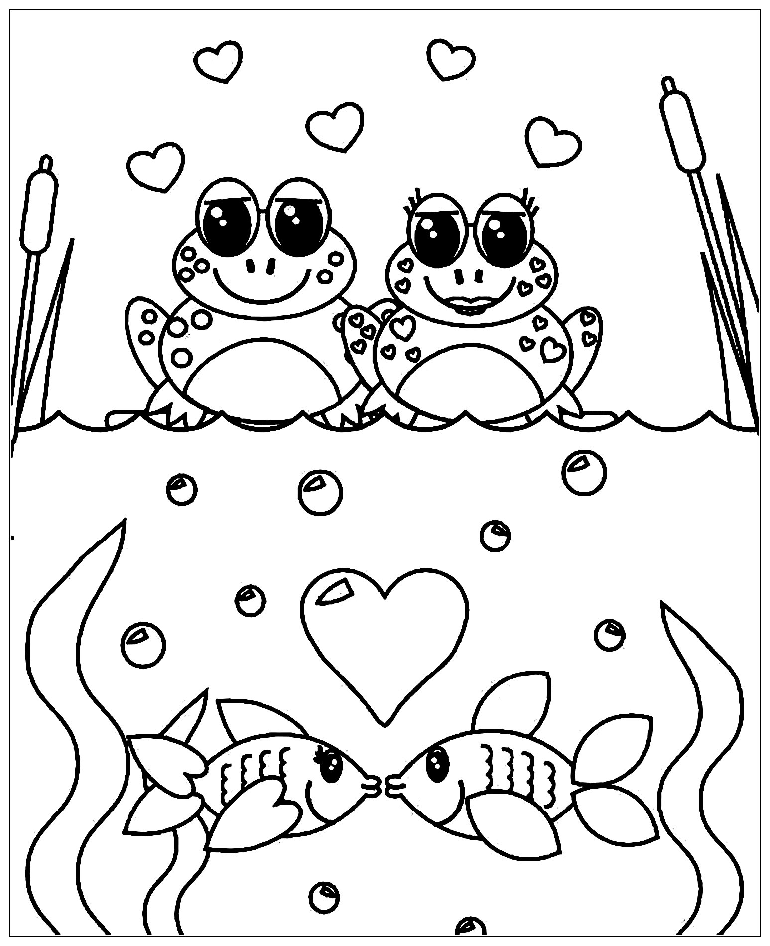 fish hooks coloring pages Elegant Fish Coloring Pages for Adults New Kids Printable Rainbow Fish