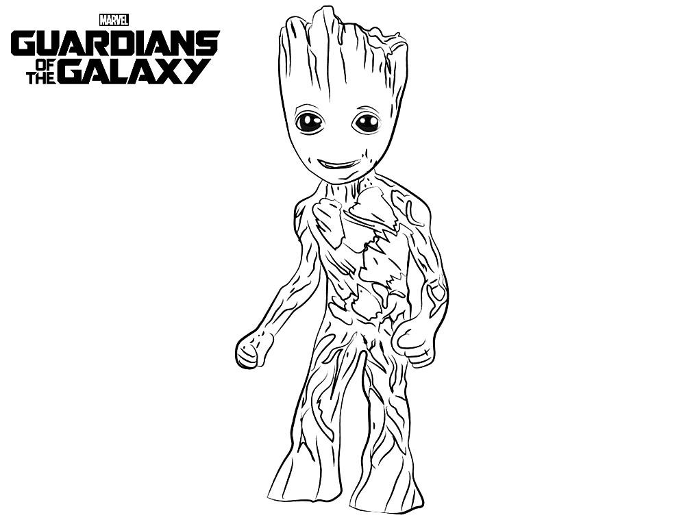 Baby Groot !