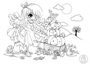 Princesse citrouille