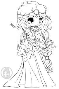 Princesse Elfe d'Ecosse