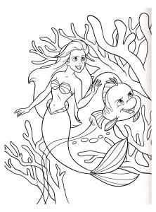 Ariel la Petite Sirène Disney
