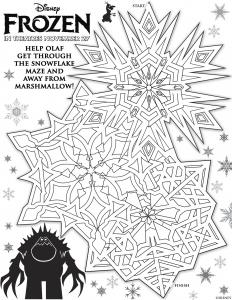 coloriage-la-reine-de-glace-3 free to print