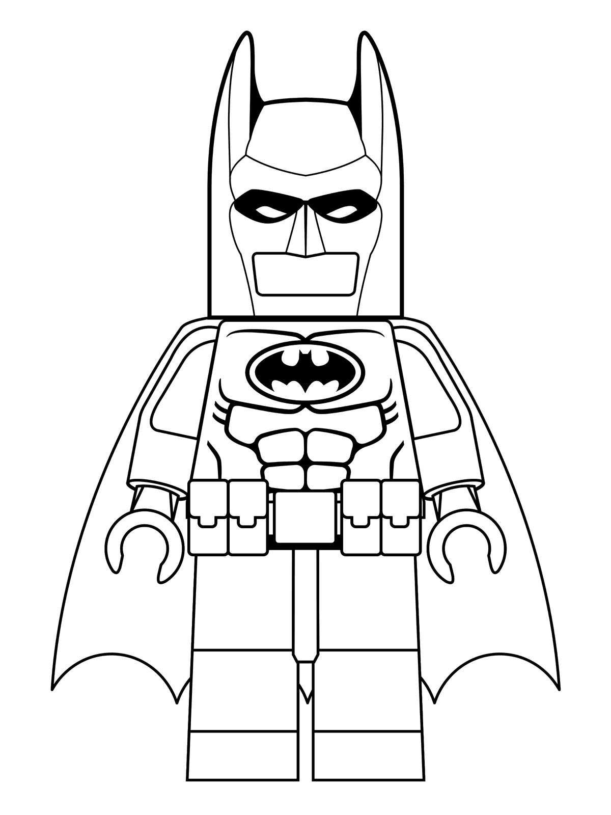 Enfant lego batman 4 coloriage lego batman coloriages - Dessin lego a colorier ...