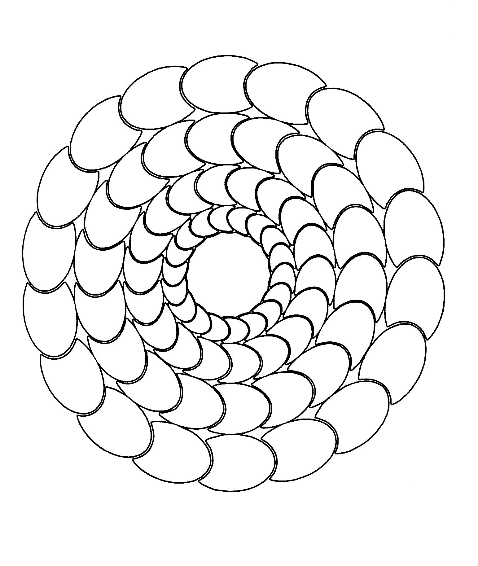 Mandalas a imprimer 44