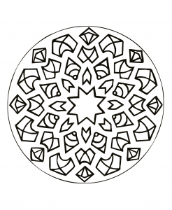coloriage-simple-mandala-a-telecharger-14