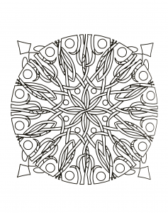 coloriage-simple-mandala-a-telecharger-5
