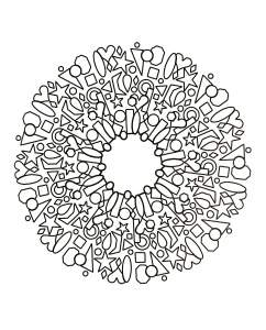 coloriage-simple-mandala-a-telecharger-9