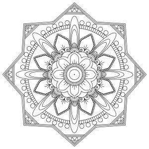 Mandala gratuit mpc design 1